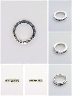 スペーサーリング 3mm CH Fuck you- Ring : Spacer 3mm CH fuck you -